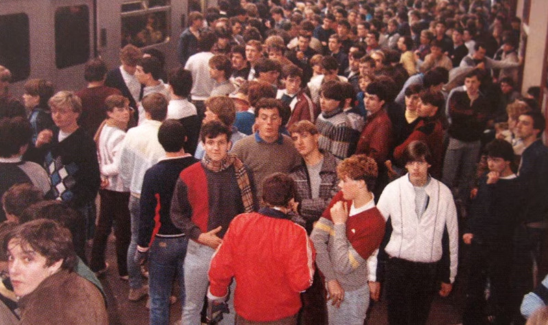 the casuals the story of the legendary terrace fashion