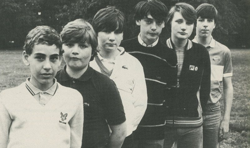 Lyle & Scott - Quality Knitwear Worn By The Original 80s ...