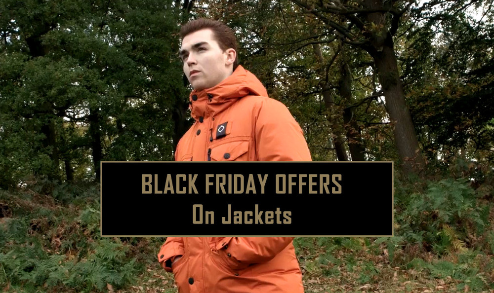 Black Friday jackets