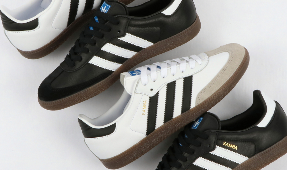 The Original Adidas Sambas - POPSUGAR Fashion
