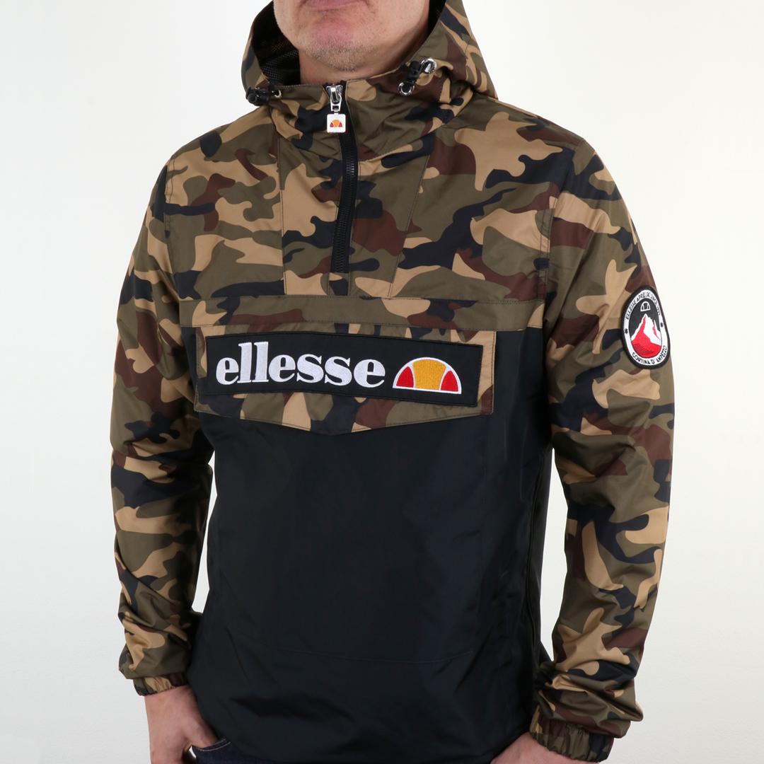 Ellesse Mont II Jacket Camo