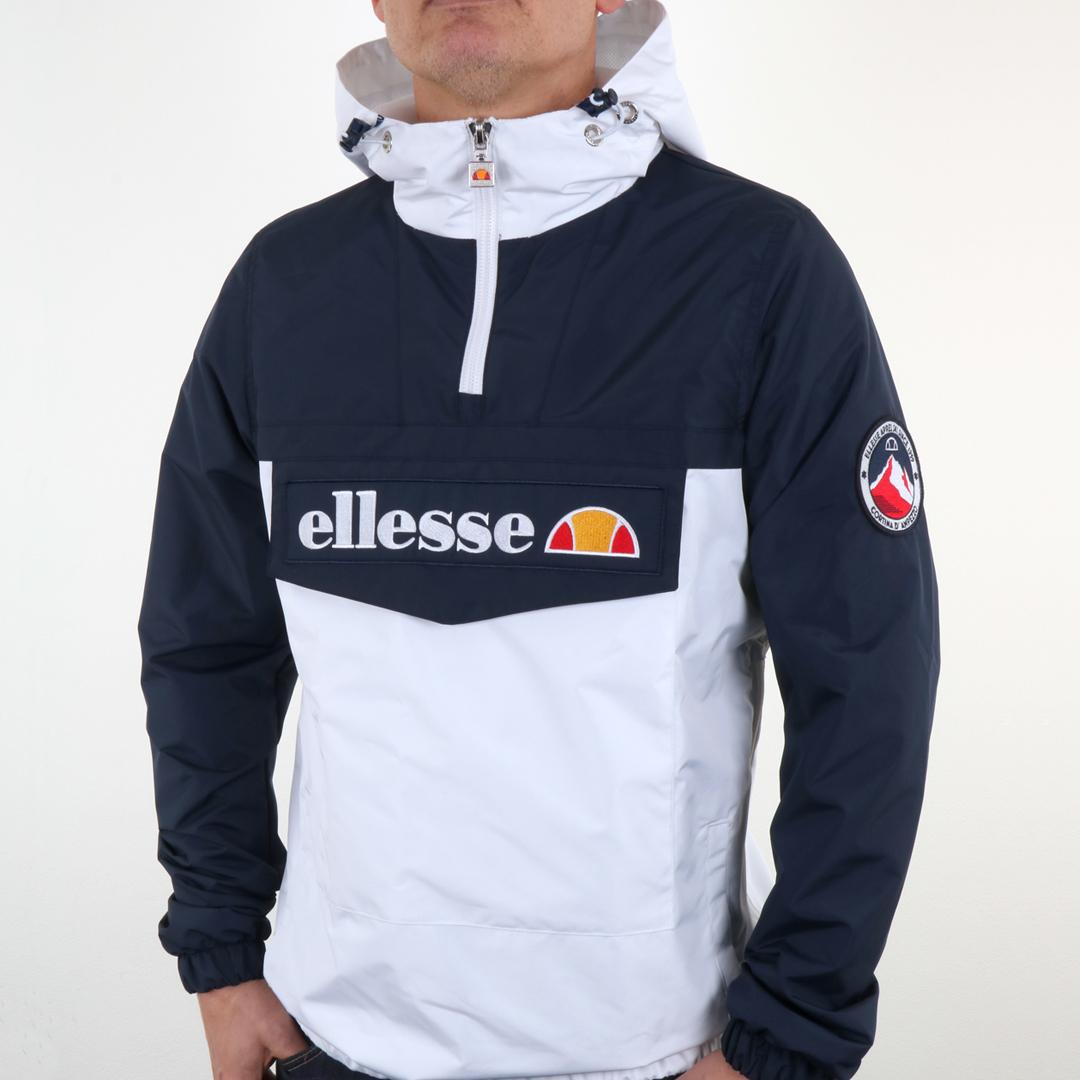 Ellesse Mont II Jacket Camo navy/white