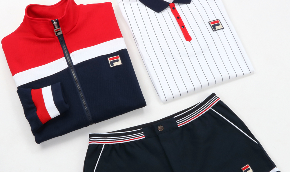Fila Vilas track top the Business