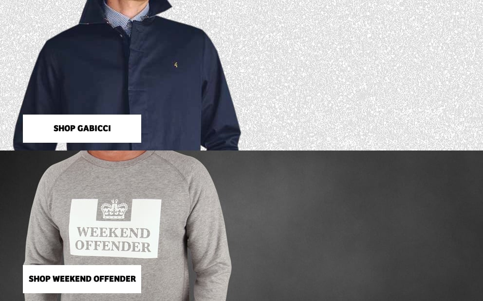 Gabicci and Weekend Offender
