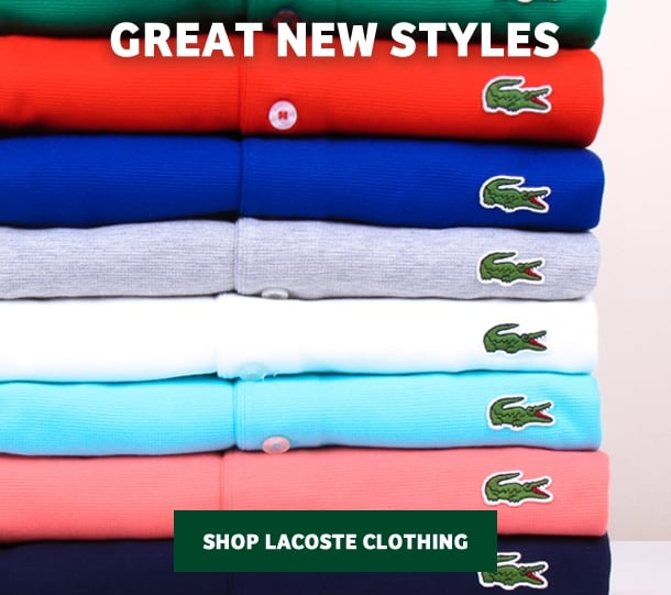 Lacoste Clothing