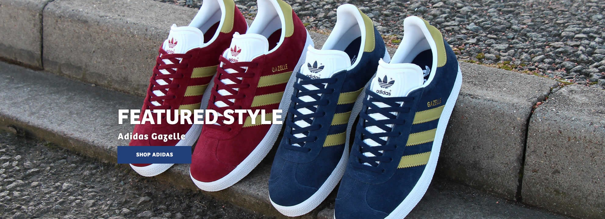 Adidas Gazelles New