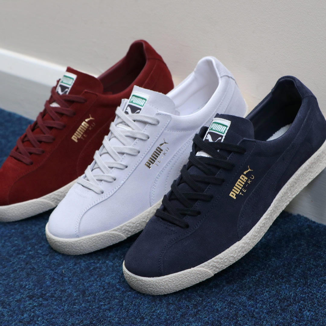 7763964d3a97 The PUMA Te-Ku Makes A Come Back In True OG Format - 80's Casual ...