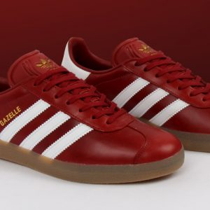 new style 31d9f 02c12 The adidas Gazelle – A True 3 Stripes Icon And 80s Casual Classic Trainer