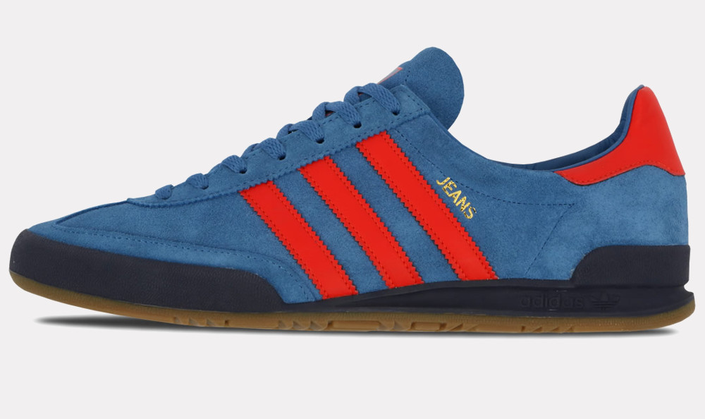 adidas jeans MKII trainer