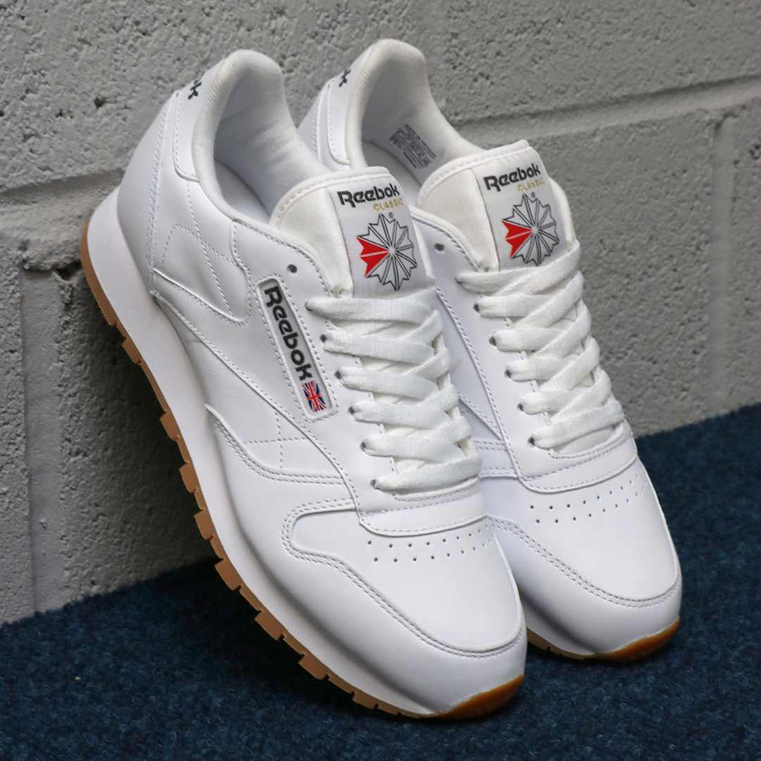 1f893b52c35ad It ll Be All White On The Night With These Classics From Reebok ...