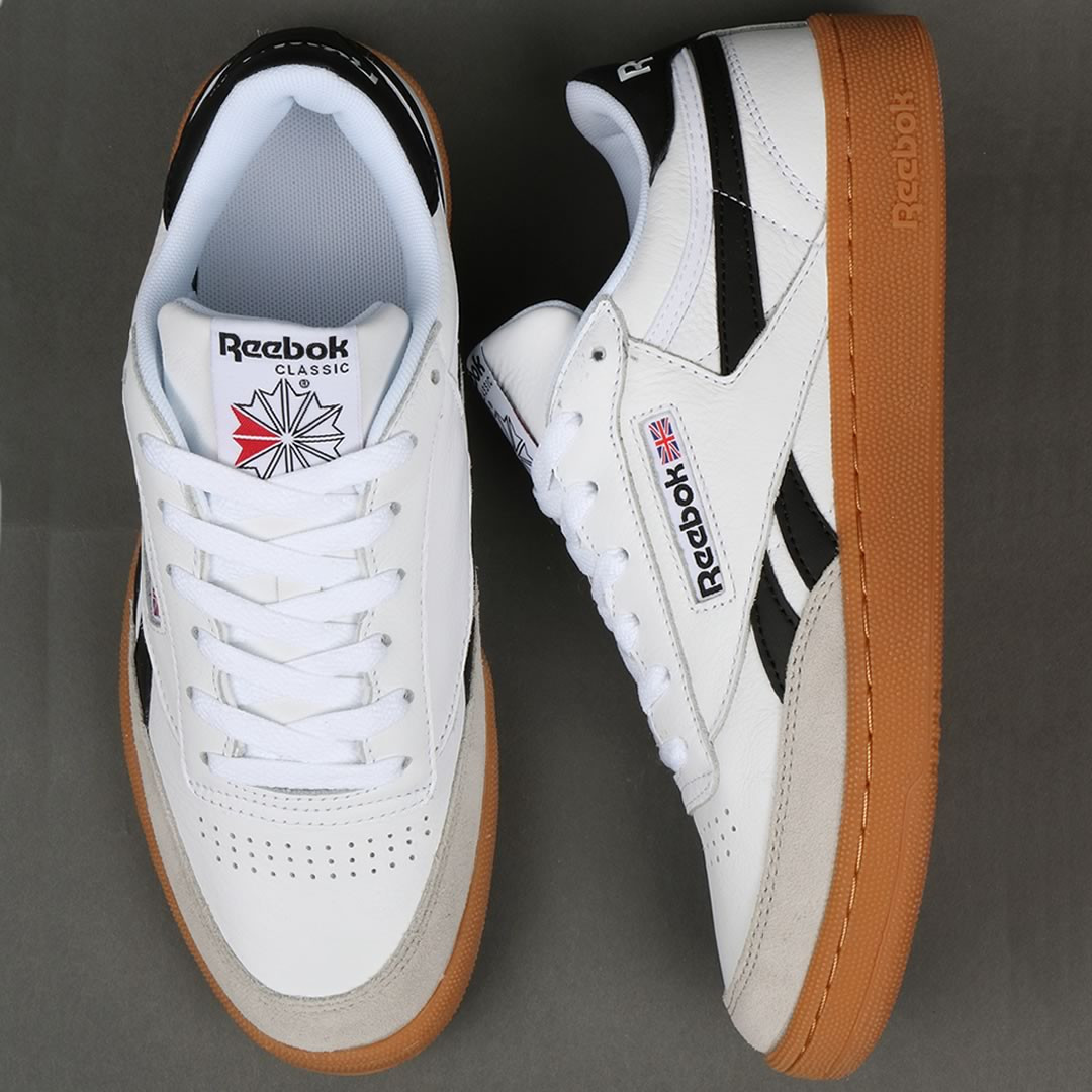 ad31552cc639 It ll Be All White On The Night With These Classics From Reebok ...