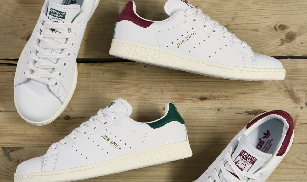 best website e39cf 8f2d5 The adidas Stan Smith: A Tennis Legend & All Time Casual ...