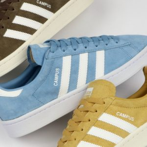 release date: 5de64 d7ef6 From The Beastie Boys To Britpop – The adidas Campus Is An All Time Casual  Classic
