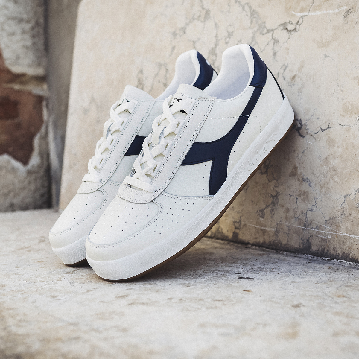 Diadora Borg Elite Trainer Black