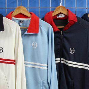 80s Casual Sportswear