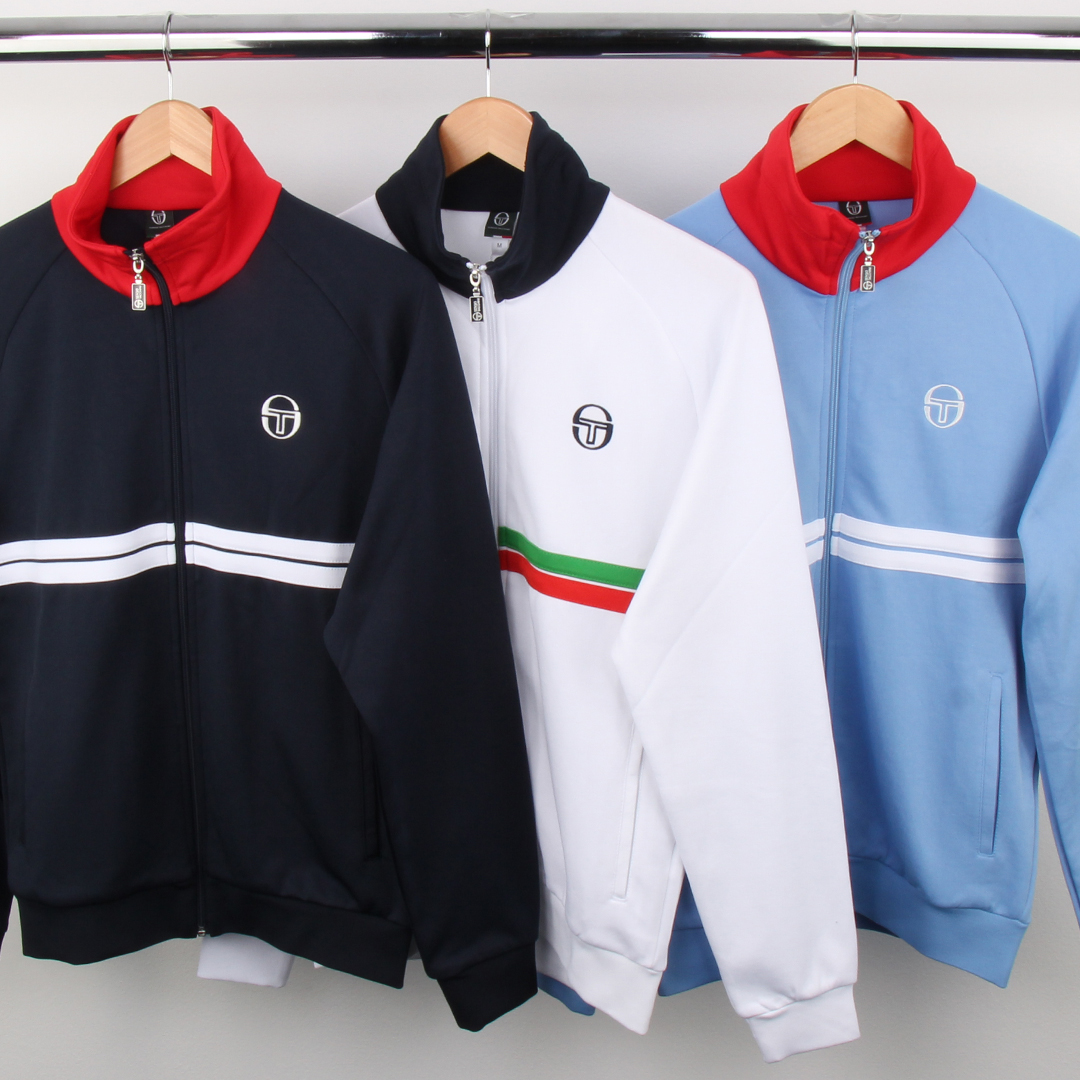 03fcae404315d Sergio Tacchini Classics: No One Does It Better - 80's Casual ...