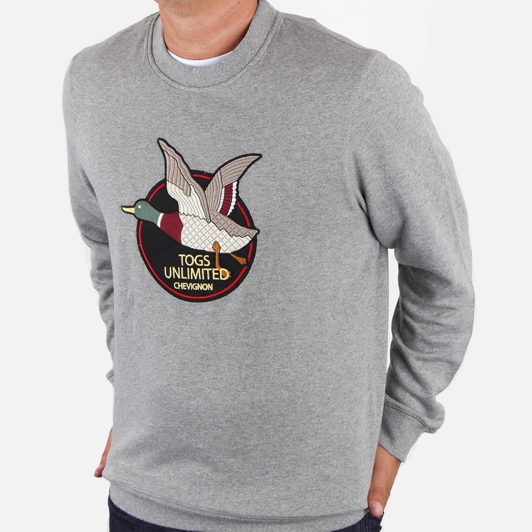 Chevignon Togs Unlimited Sweatshirt