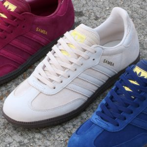 best sneakers b27d0 b1044 The adidas Samba Trainer Gets The Premium Rich Suede Treatment