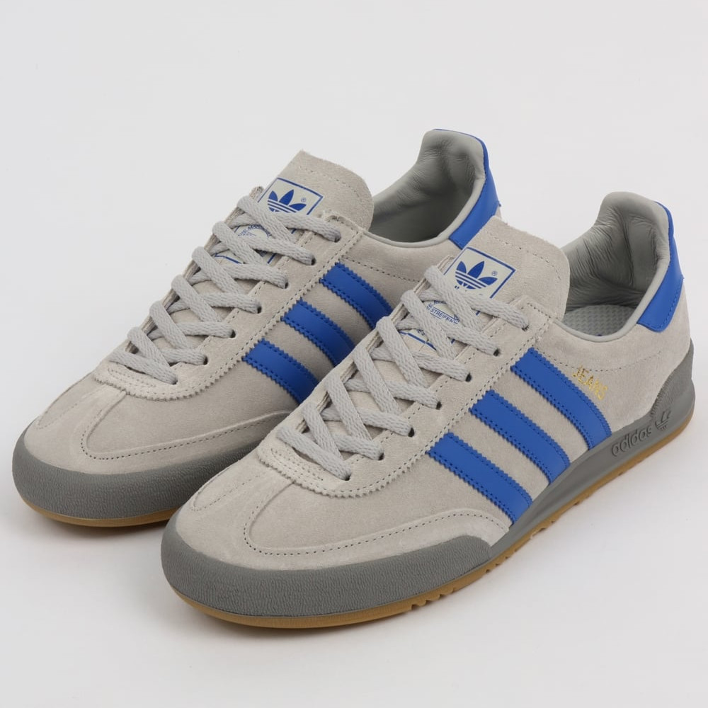 adidas jeans mkII grey