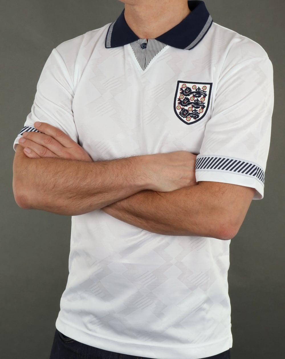 england retro football shirts
