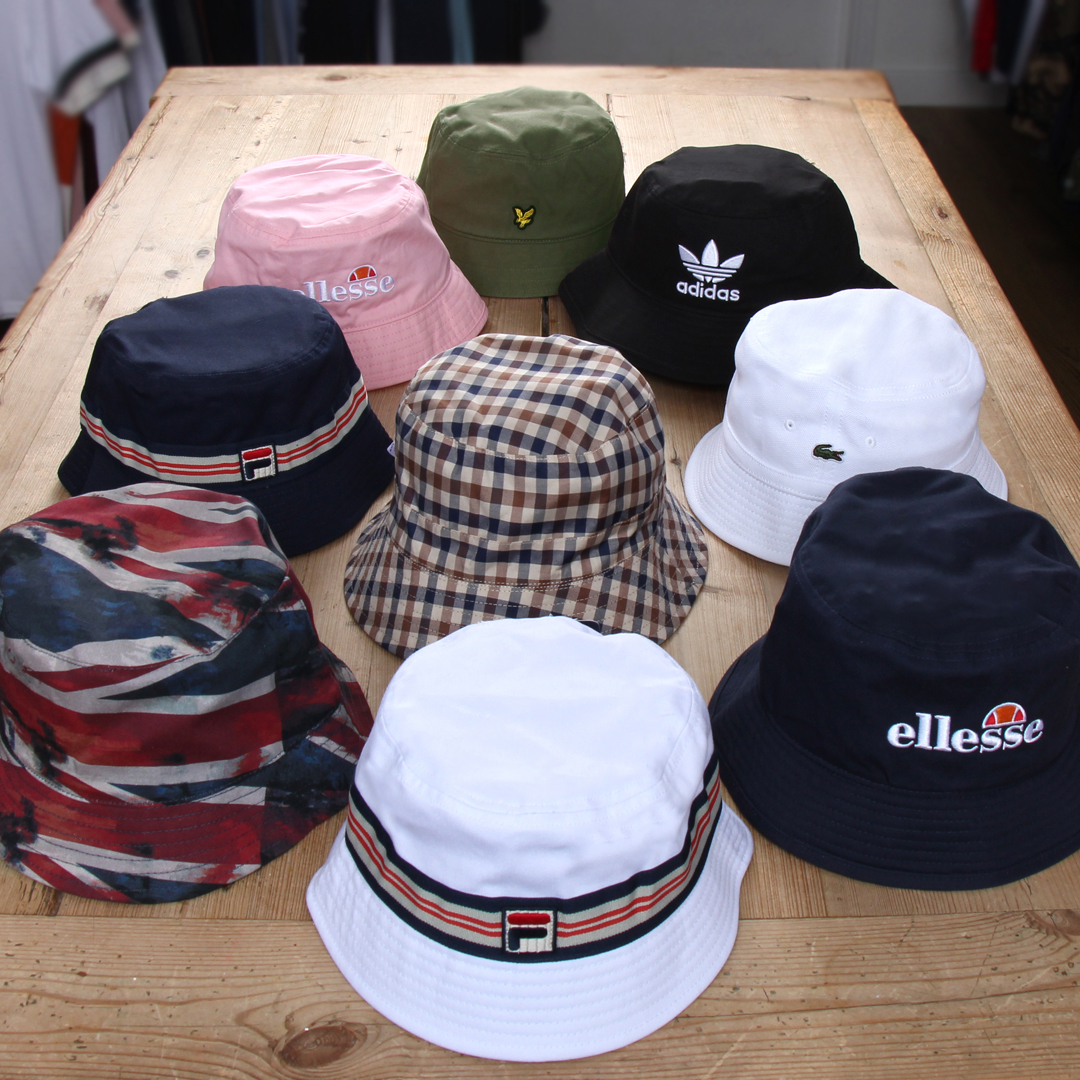 Festival Essentials Bucket Hat