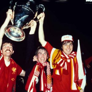 Liverpool European cup 1981
