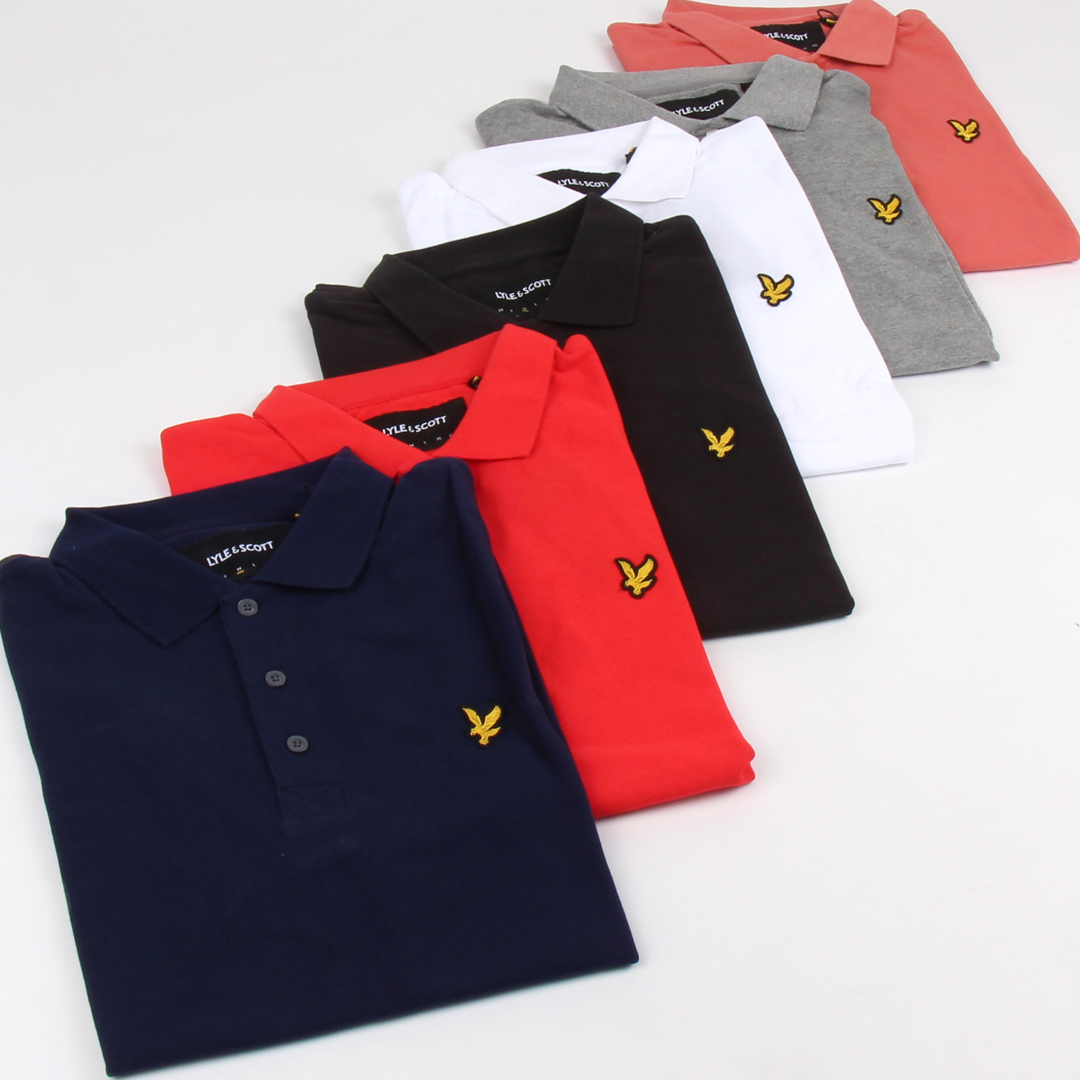 Lyle and Scott Polo Collection