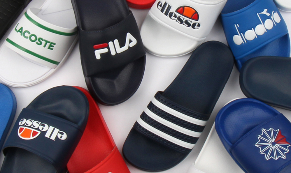 b6df094c2404 Slip Into These Summer Slides With 80s Casual Classics - 80 s Casual  Classics80 s Casual Classics