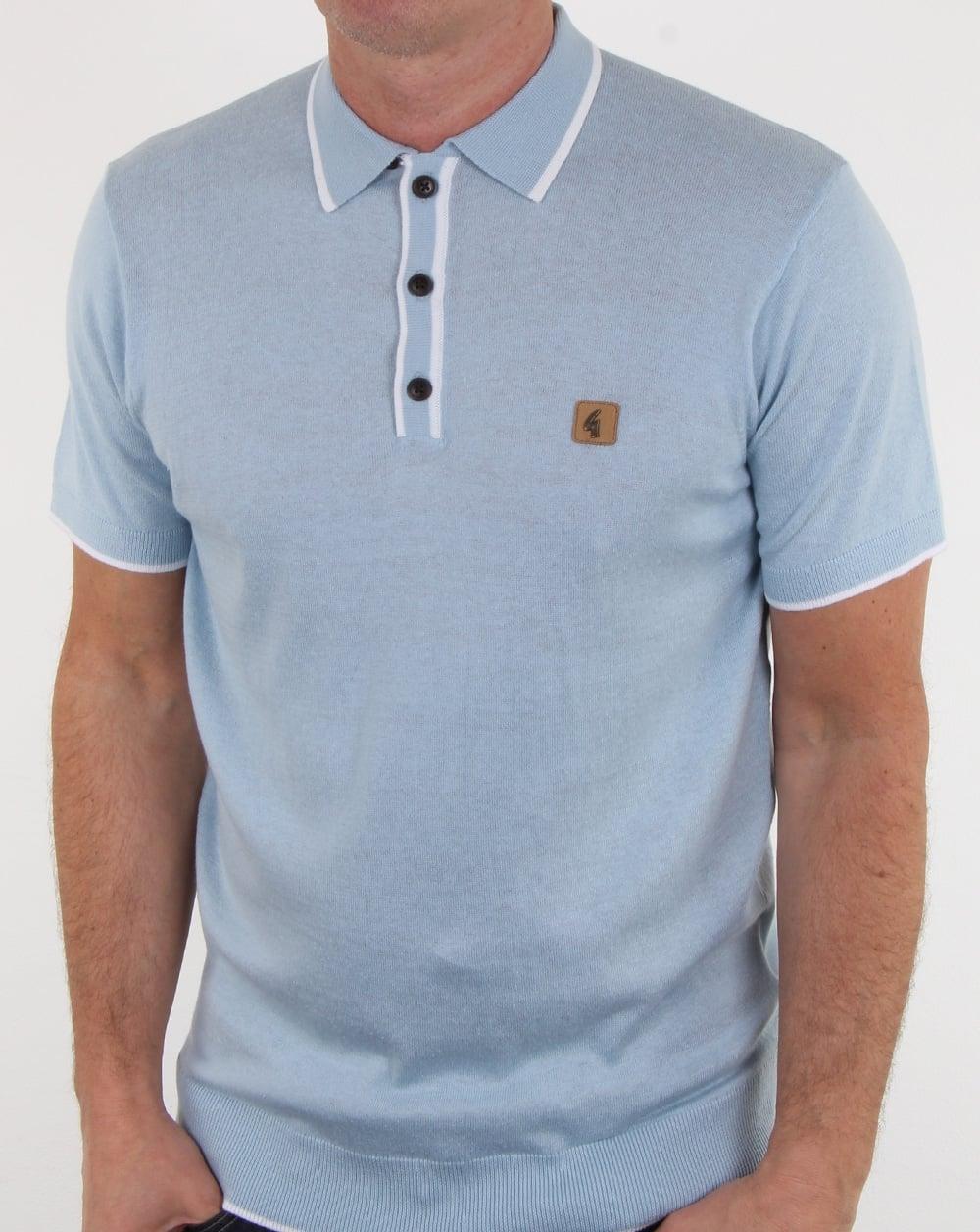 gabicci vintage linekar polo shirt