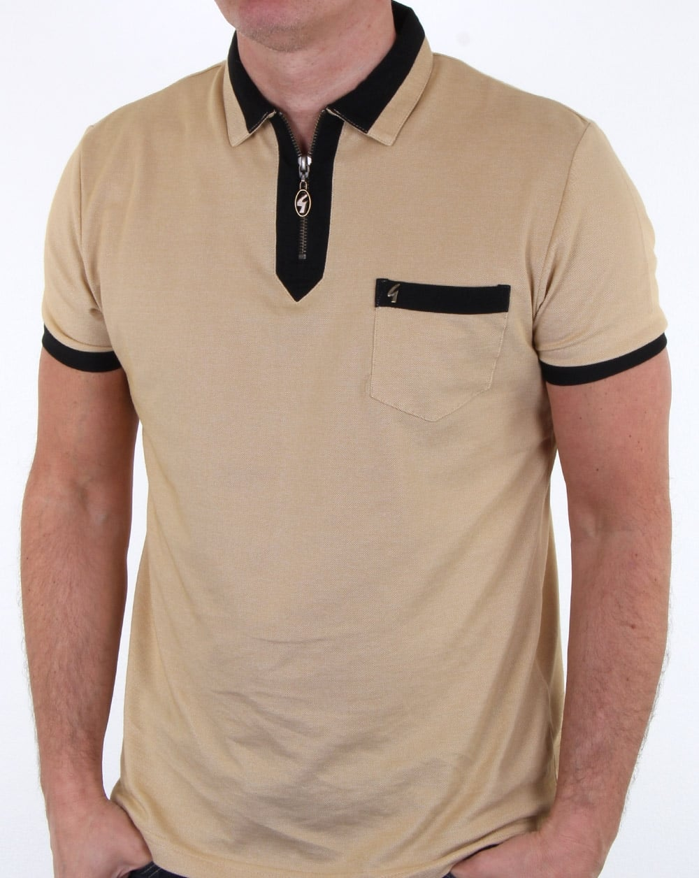 Gabicci Vintage Pirro polo shirt