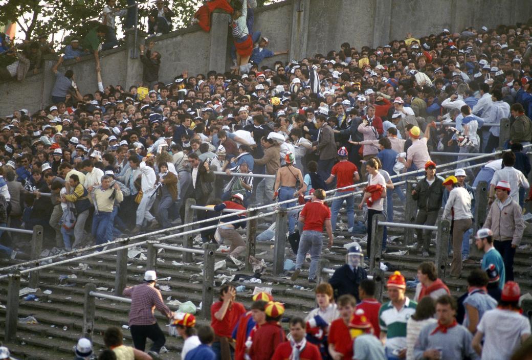 heysel stadium disaster