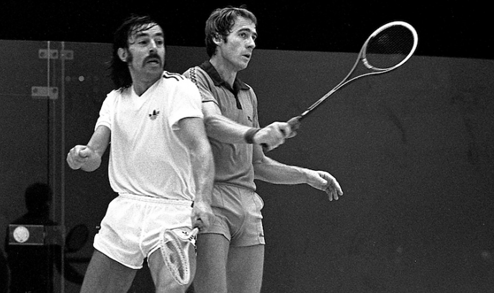 The adidas Indoor Super Was First Born On The Squash Courts