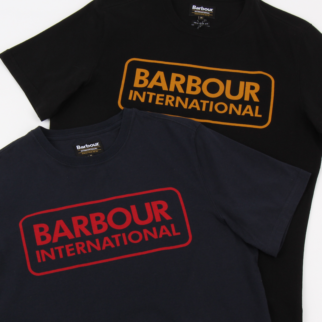 Barbour International Essential Logo T-Shirts