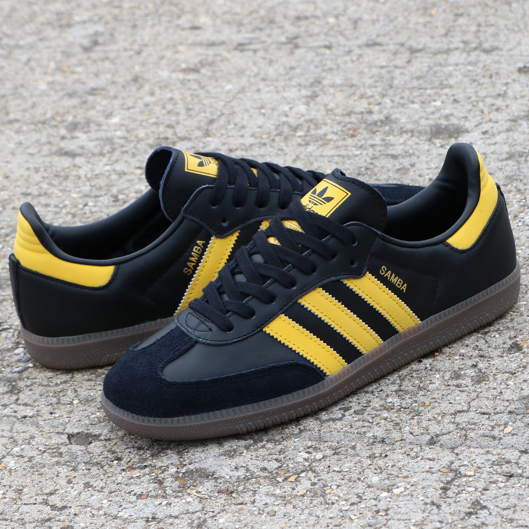 The adidas Samba OG Trainer Was Designed By Mr Adi Dassler