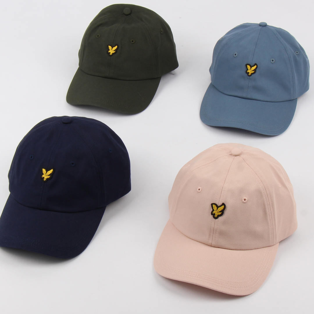 37bc0f40ea4 Above  The Lyle   Scott Baseball Cap now available at 80s Casual Classics.