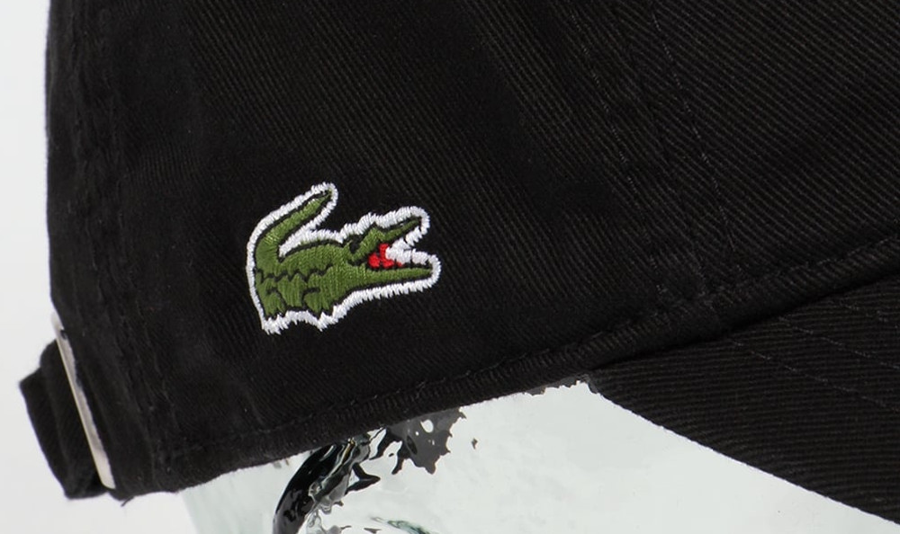 Casual Summer Caps Lacoste