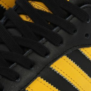 adidas Samba OG black yellow