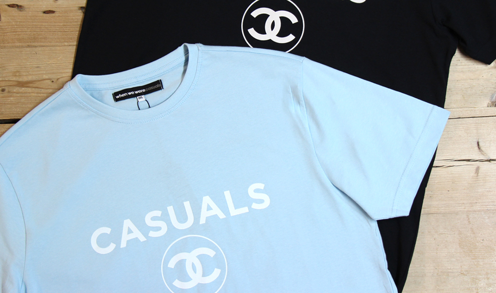 Made For The Casuals - Casual Logos At 80s Casual Classics
