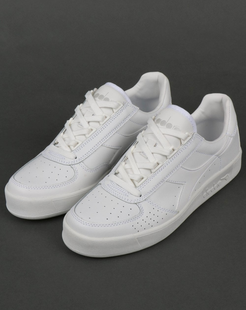 Diadora Borg Elite White
