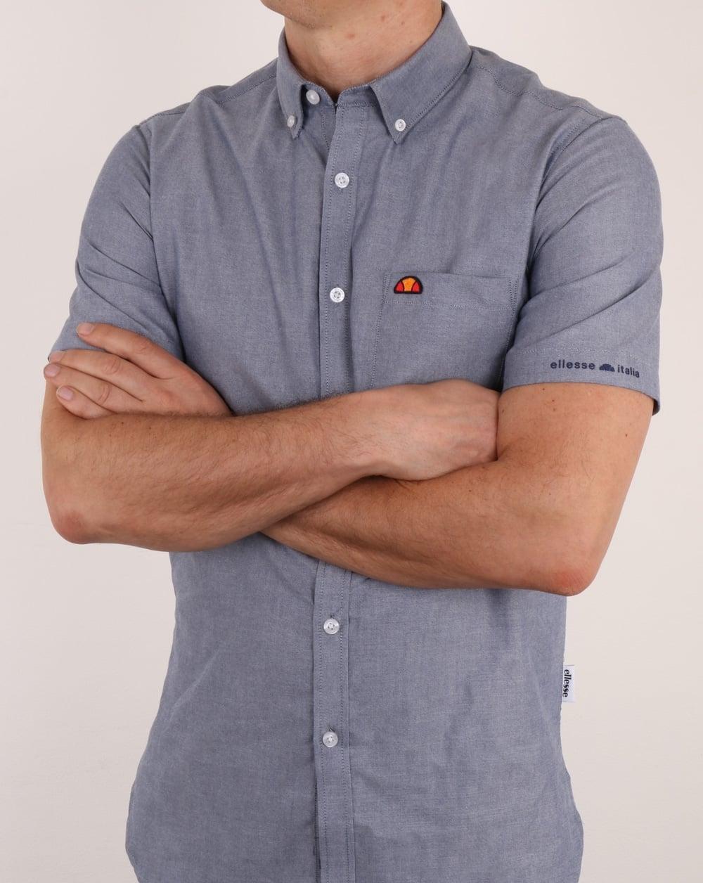 ellesse pockert shirt short sleeve