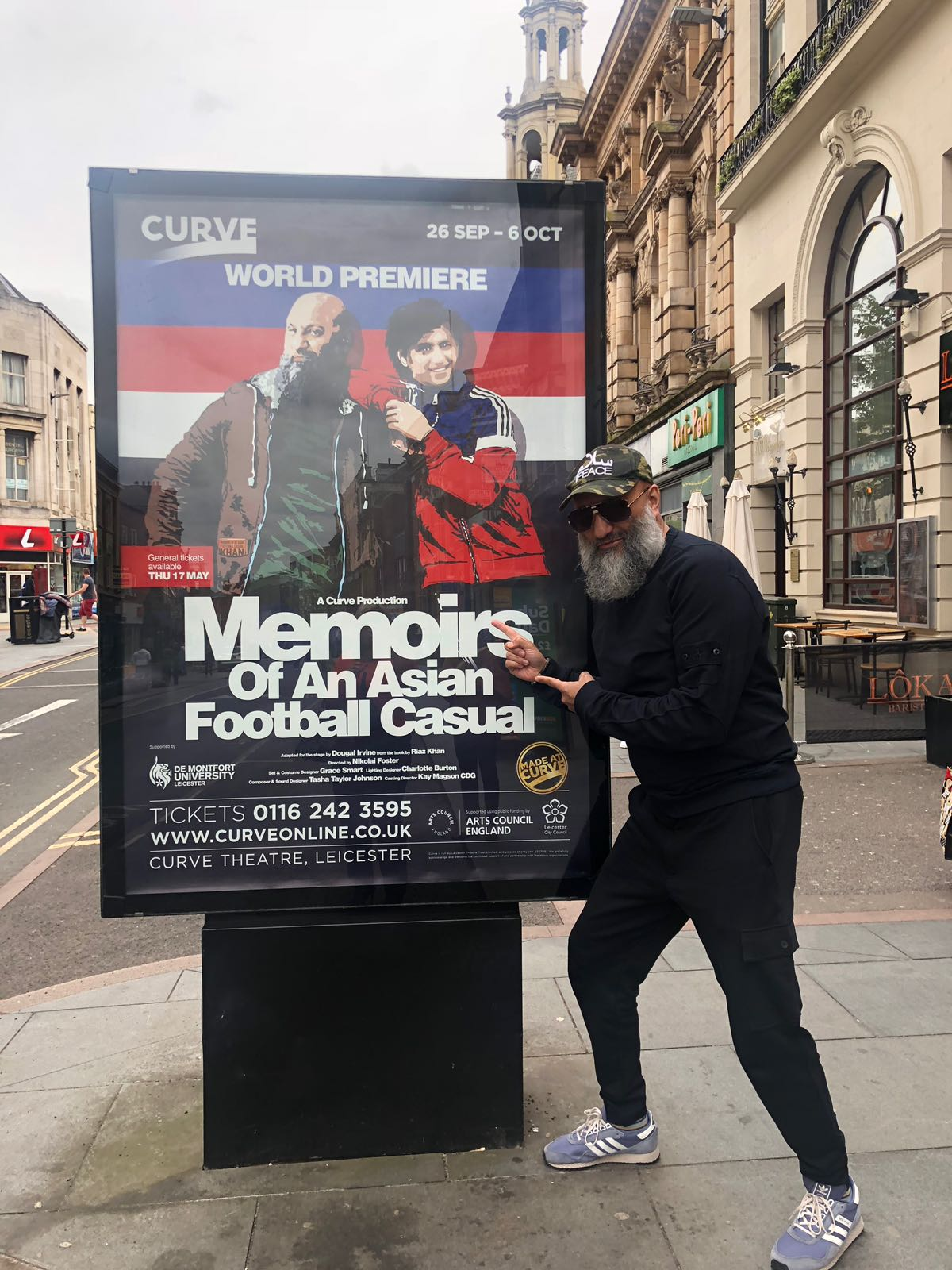 Khan Memoirs Of An Asian Football Casual