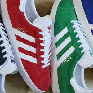 Adidas Gazelle Classic Colours