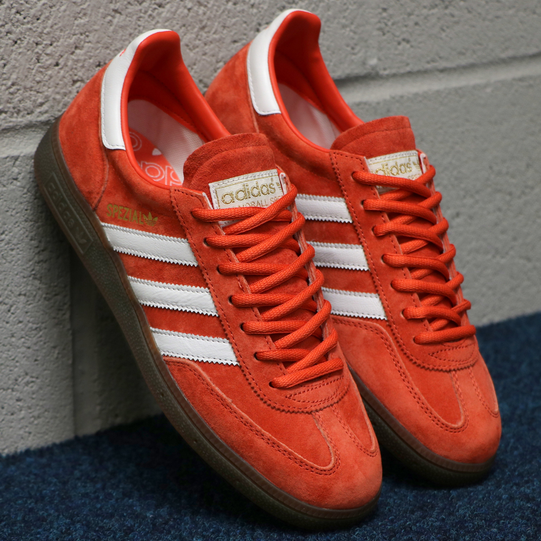 adidas Handball Spezial trainer grey raw amber