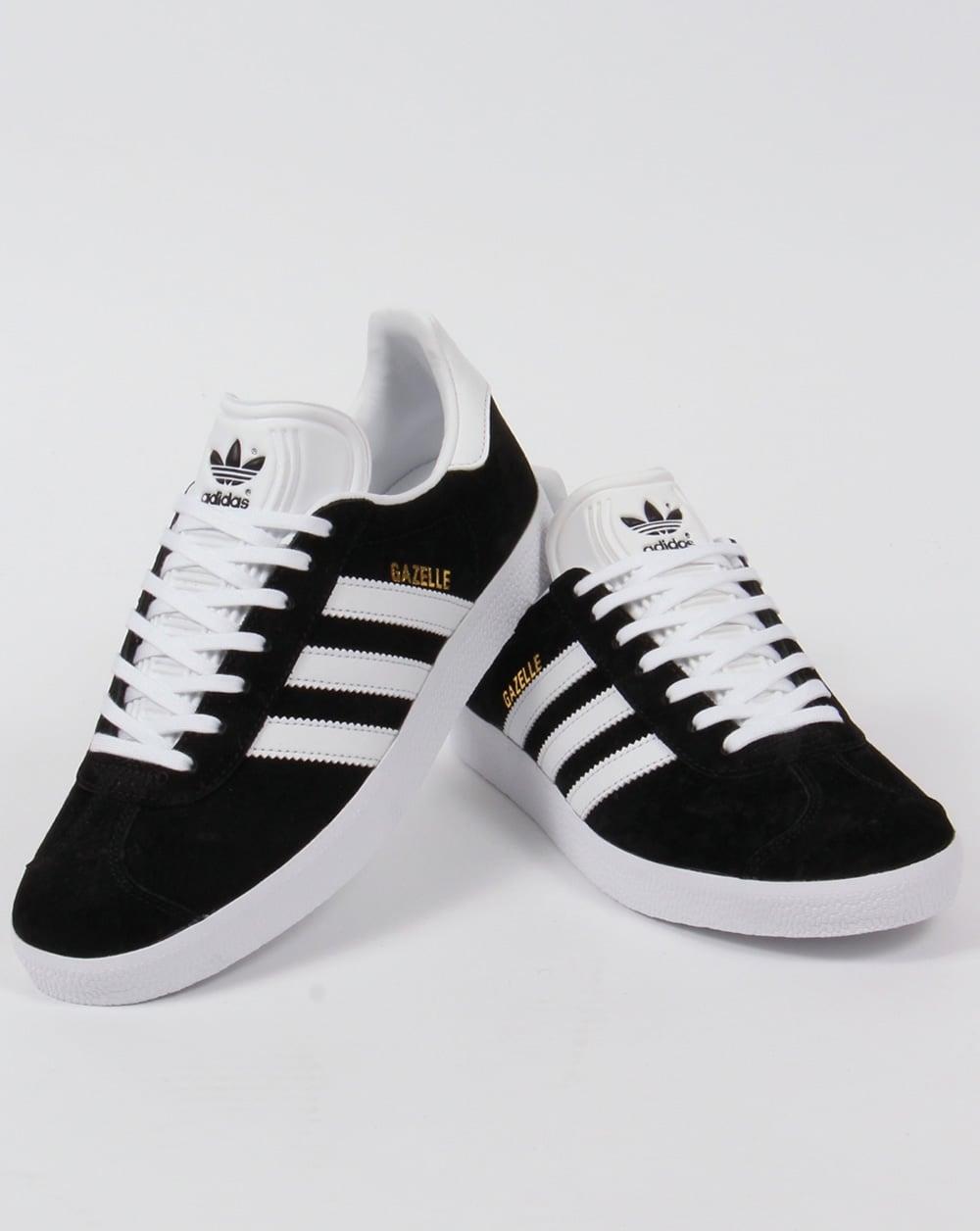 adidas Gazelle 90s black