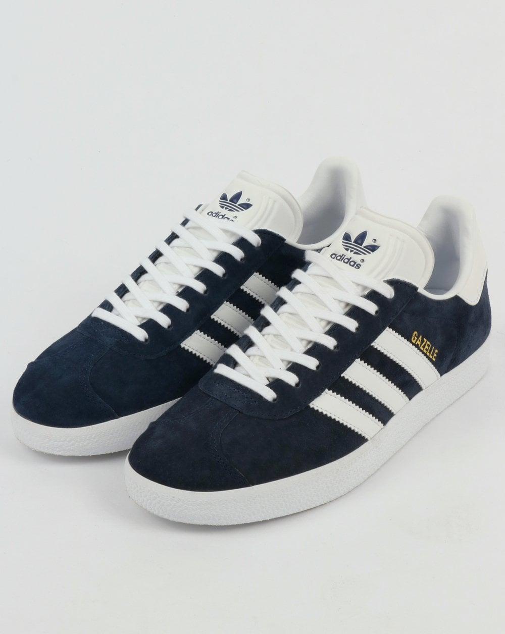 adidas Gazelle 90s navy
