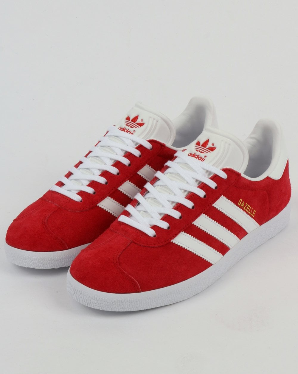 adidas Gazelle 90s red