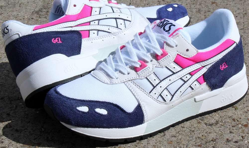 95523c6d64ee The Asics GEL-LYTE Trainer Was Born Out Of The 80s Sole Revolution - 80 s  Casual Classics80 s Casual Classics
