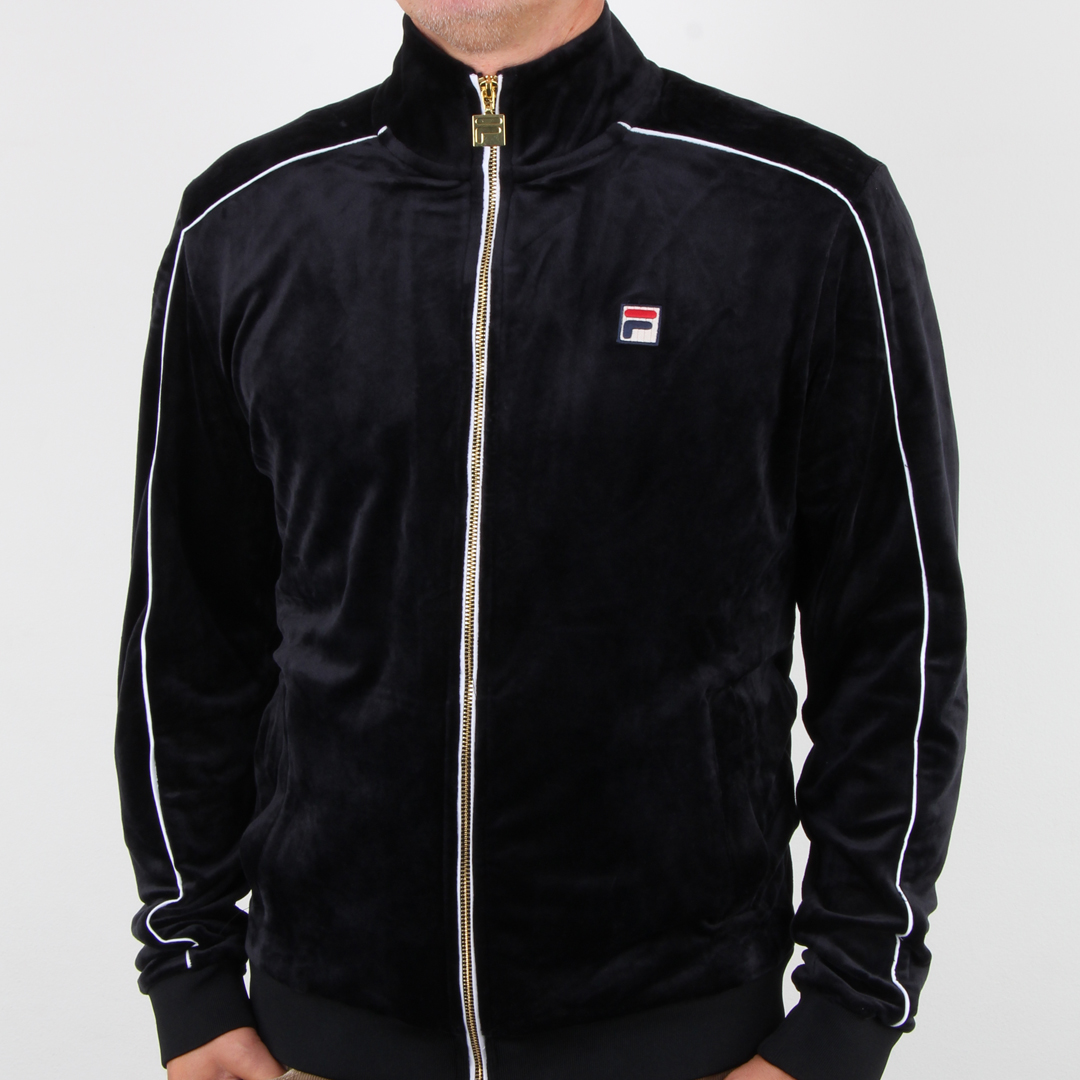 Fila Velour Finest Velour Black