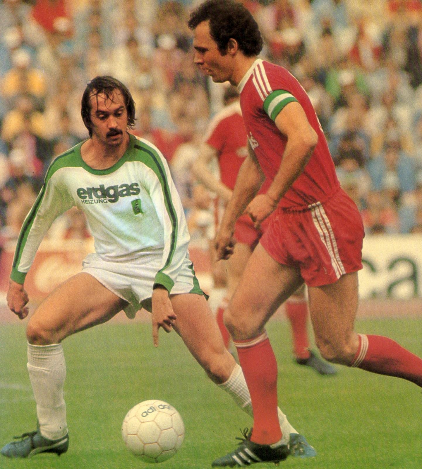 Franz Beckenbauer Tracktop