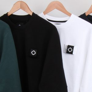 MA.STRUM Sweatshirts AW18